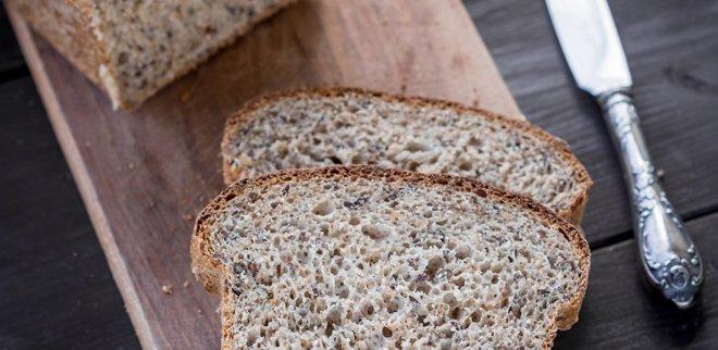 Toast aus Hanf