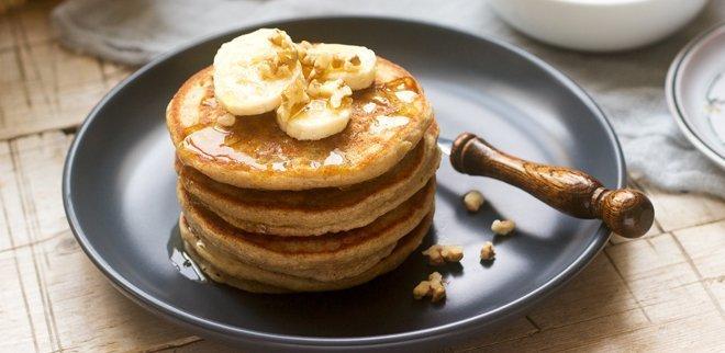 Lupinen-Pancakes