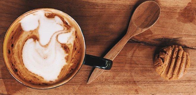 Kaffe-in-Tasse