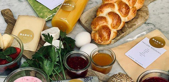 Gewinne ein Brunch-Package für zwei von Babu's Bakery
