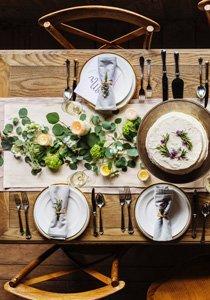Das Auge isst mit: Leitfaden für das perfekte Dinner