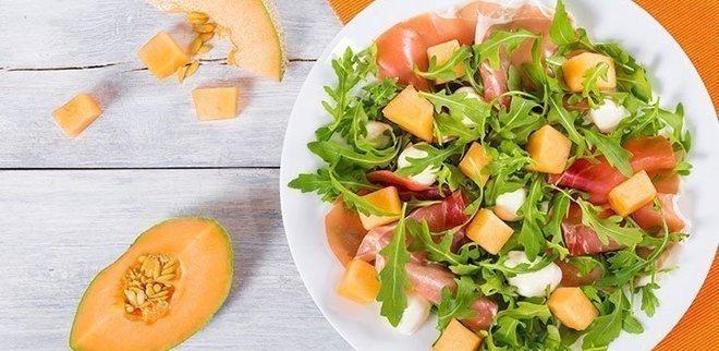 3 erfrischende Melonensalate