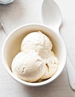 Glace selber machen: Grundrezept für Glace auf Milchbasis