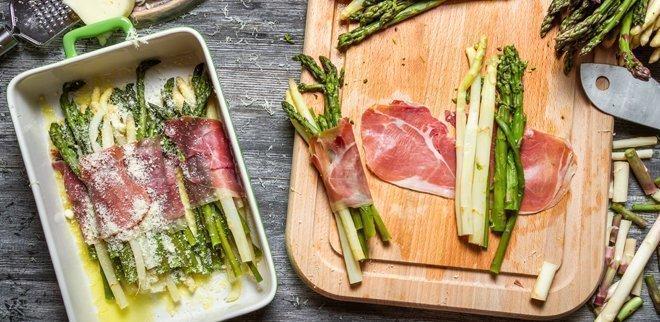 Grüne Spargeln kochen: Die besten Rezepte