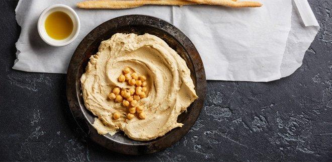 Hummus Rezepte: Hummus selber machen ist so einfach