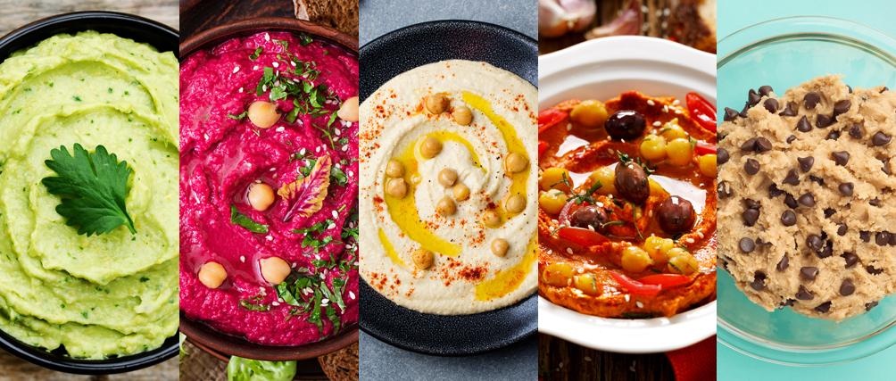 Hummus Rezepte: So gelingt der Kichererbsen-Klassiker