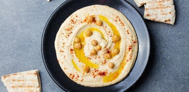 Klassisches Hummus Rezept