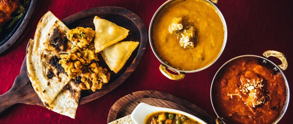 Indische Rezepte: Curry & Co. für zu Hause