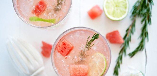 Wassermelone Mojito