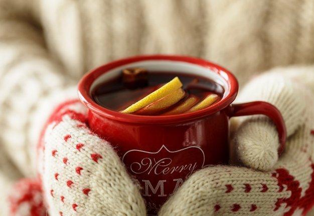 Let's punsch! Punsch Rezept für kalte Tage