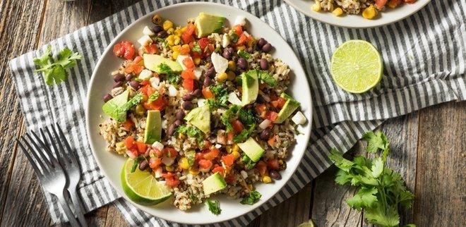 Quinoa-Chili-Bowl
