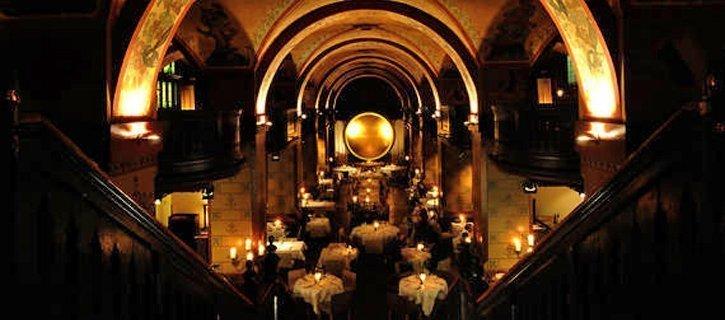Romantische Restaurant Bern Kornkeller