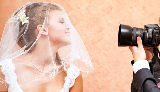 Kreative Hochzeitsfotos: Ideen für ausgefallene Schnappschüsse