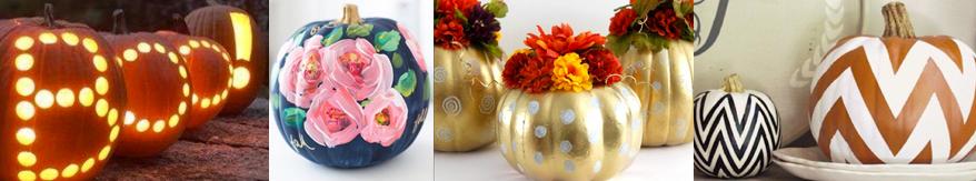A propos Halloween Kürbis: Diese 16 neue Deko-Ideen stehen ihm gut