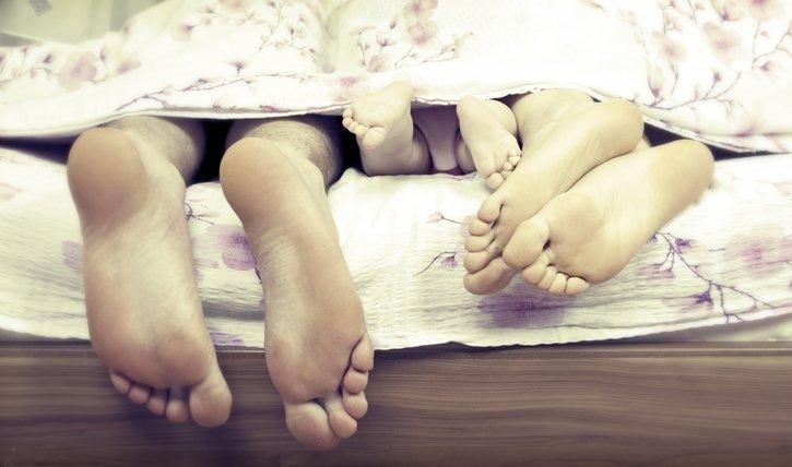 Sie sind Eltern geworden und wollen ihr Sexleben wieder auffrischen. Da lang!