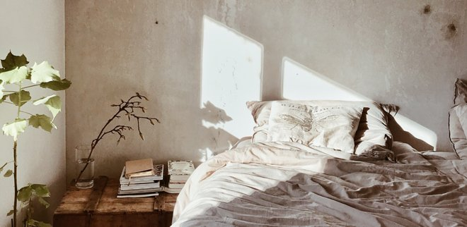 getrennt schlafen