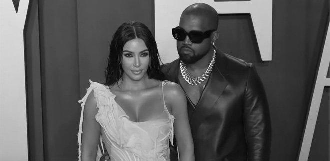 Gossip aus Hollywood: Kim un Kanye lassen sich scheiden