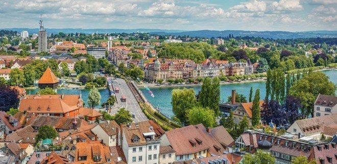 Ein Guide mit den besten Spots in Konstanz am Bodensee.