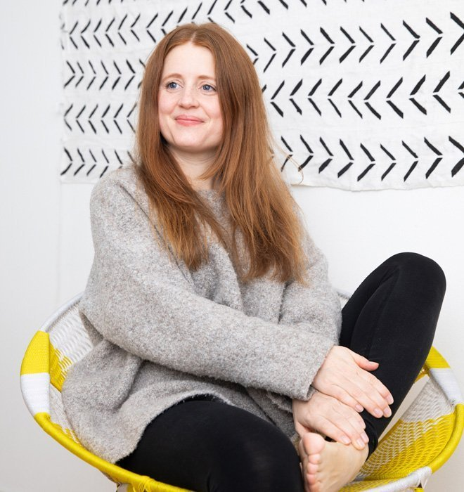 Gründerin von SHEA YEAH, Sandra Fischer