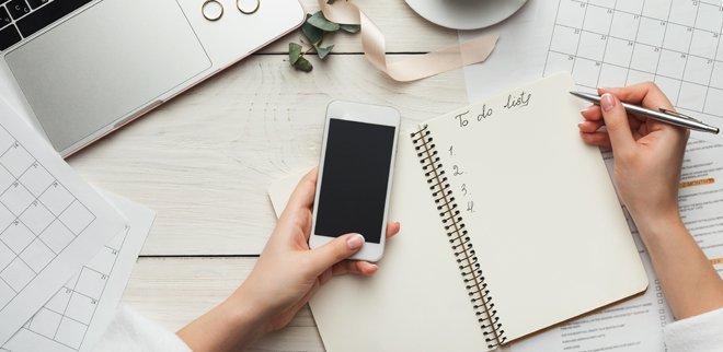 Diese Wedding Apps sind dir bei der Hochzeitsplanung eine echte Hilfe.