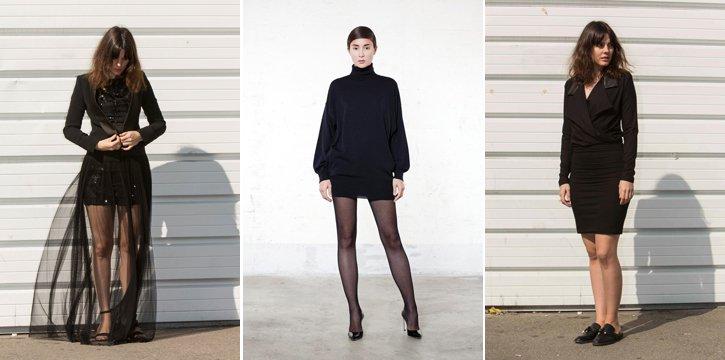 Die Highlight aus der Little Black Dress Winterkollektion 2016.