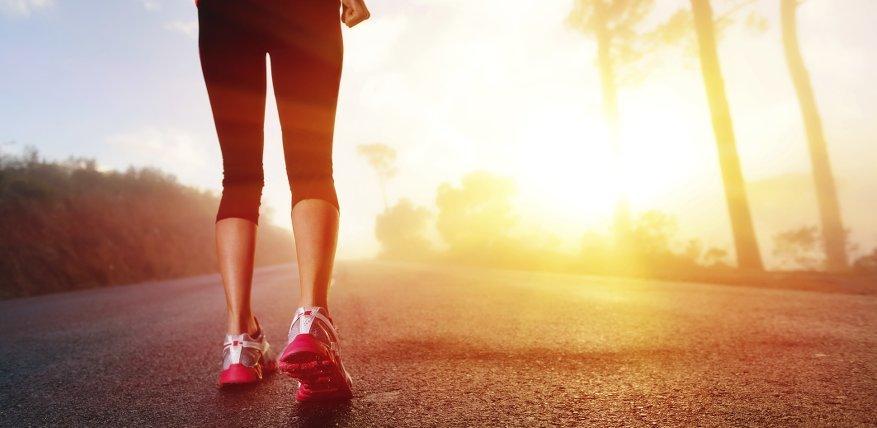Schritt für Schritt zum Marathon