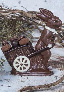Schokoschmaus: Max Chocolatier über das Ostergeschäft und übriggebliebene Schoggihasen