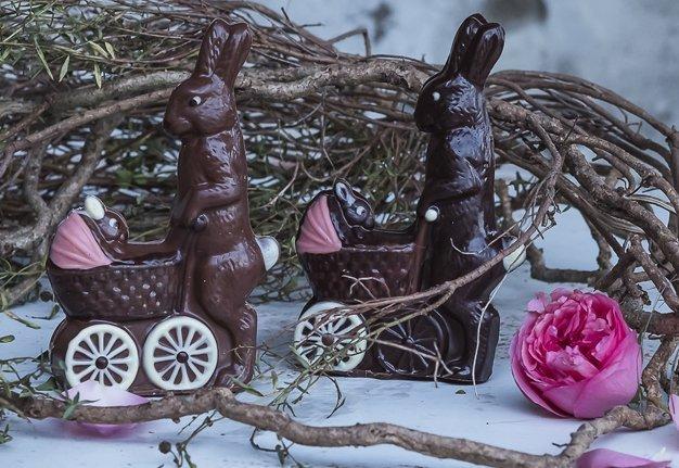 Max Chocolatier über das Ostergeschäft und übriggebliebene Schoggihasen