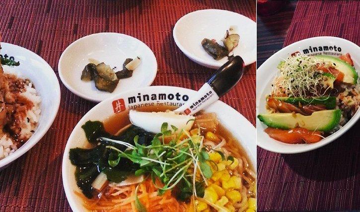 Minamoto Restaurant