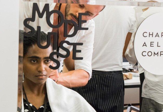 Gewinne Backstage-Tickets für die Mode Suisse Edition 18