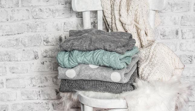 Wolle und Kaschmir waschen: so geht's