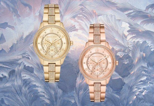 Wettbewerb: Wir verlosen zwei Uhren von Michael Kors im Gesamtwert von 760 Franken