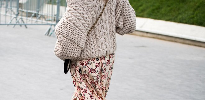 Die besten Arten, einen Pullover zu kombinieren