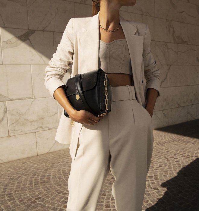 Zoé de Huertas Shooting Outfit