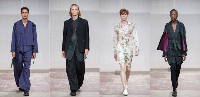 Kollektion von Garnison an der Mode Suisse Edition 18