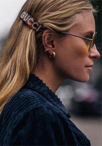 Wir sind verliebt in diese Haar-Accessoires