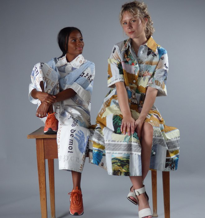 Designer-Duo Cécilie Krähenbühl und Rafaela Almeida