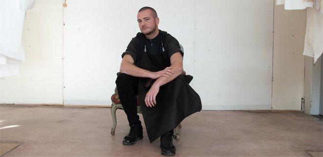 Designer Luka Maurer von Garnison