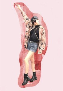 Stilinspirationen und Modemusen unserer Chefredakteurin