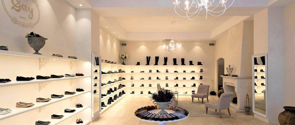 Die 5 besten Schuhläden in Zürich