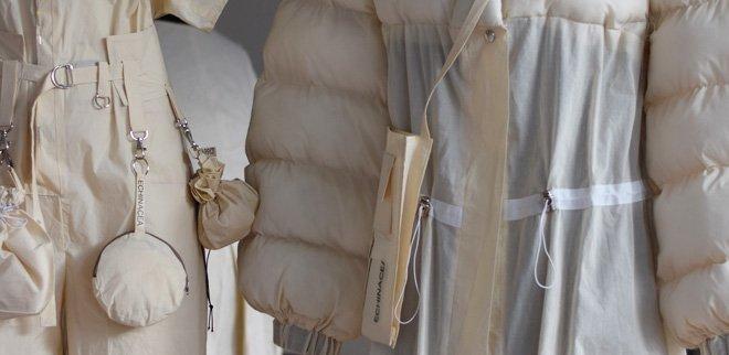 Schweizerische Textilfachschule - Designs von Isabelle Ceppi