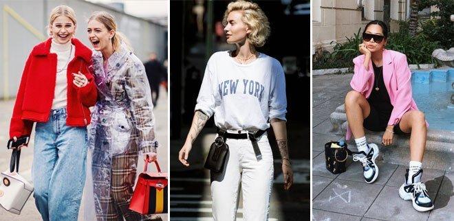 Irritierend statt schmeichelhaft, unförmig statt figurbetont: Was es mit dem Modetrend Ugly Chic auf sich hat und wie du ihn stylst.