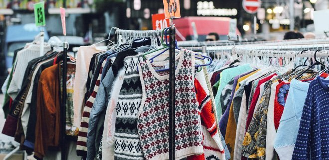 Second Hand überfordert dich? 5 Tipps für erfolgreiches Vintage Shopping.