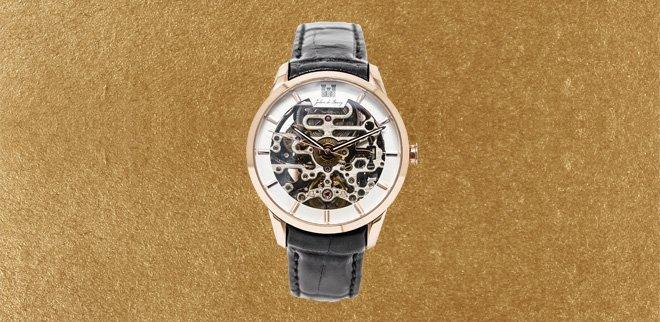 Gewinne eine Uhr von Julien de Bourg