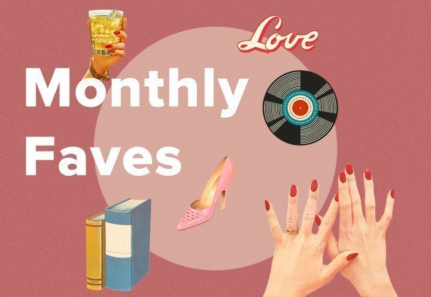 Monthly Faves: Oktober