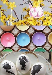 Wir basteln für Ostern! 12 kreative Ideen für die Osterdeko