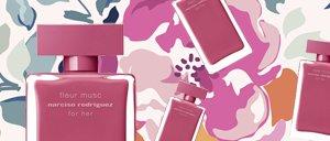 Frühlingsgrüsse: Gewinne das neue Parfum von Narciso Rodriguez im Wert von 90 Franken