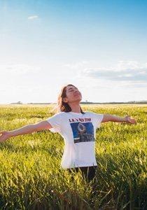 Glück und Akzeptanz in deinem Körper