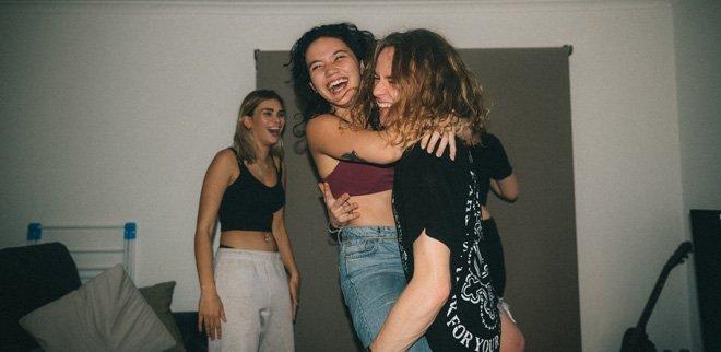 Warum wir einander mehr gönnen sollten - Glückliche Freunde