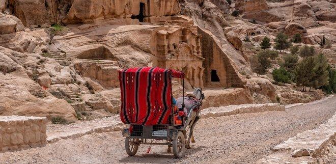 Ferien 2019 Jordanien